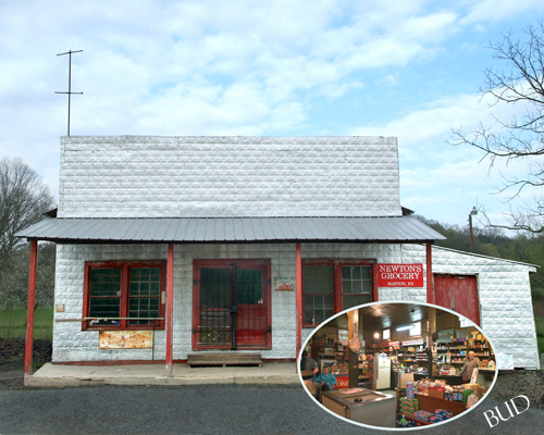 Manton Store -- Newton's Grocery located in Manton in Washington County, KY